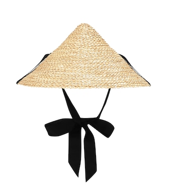 Lola Hats - Pinecone straw hat - mytheresa.com