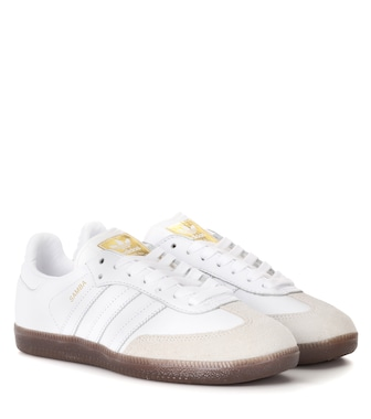 Adidas Originals - Samba leather sneakers - mytheresa.com