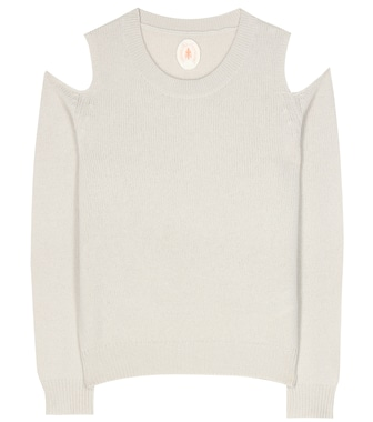 Jardin des Orangers - Pullover in cashmere con cut-out - mytheresa.com