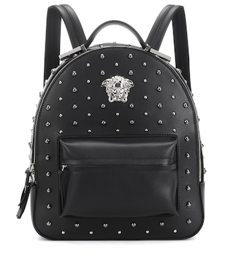 Versace - City Stud Palazzo Empire backpack - mytheresa.com