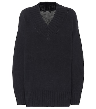 Joseph - Cotton-blend sweater - mytheresa.com