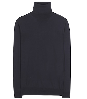 Stella McCartney - Virgin wool turtleneck sweater - mytheresa.com