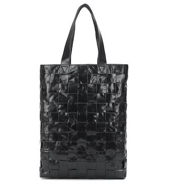 Bottega Veneta - The Cassette leather tote - mytheresa.com