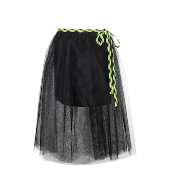 Marc Jacobs - Tulle wrap skirt - mytheresa.com