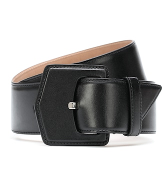 Alaïa - Leather belt - mytheresa.com