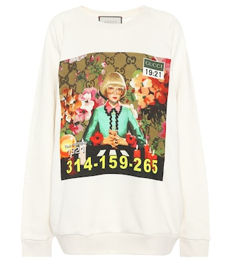 Gucci - Ignasi Monreal cotton sweater - mytheresa.com