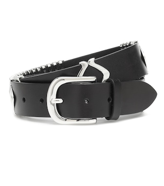 Isabel Marant - Tehora leather belt - mytheresa.com
