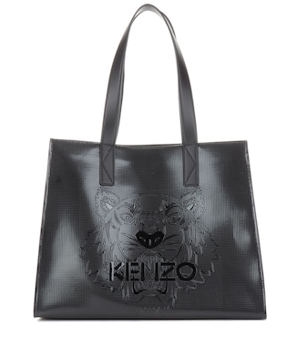 Kenzo - Tiger embossed tote bag - mytheresa.com