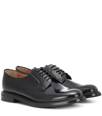 Church's - Derbies en cuir Shannon - mytheresa.com