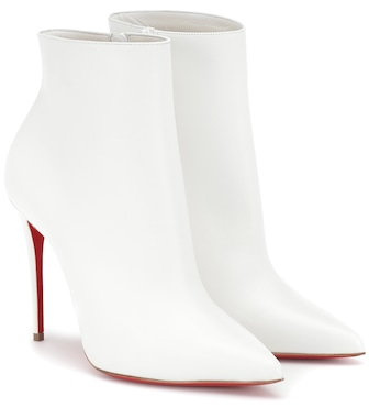 Christian Louboutin - Stivaletti So Kate 100 in pelle - mytheresa.com