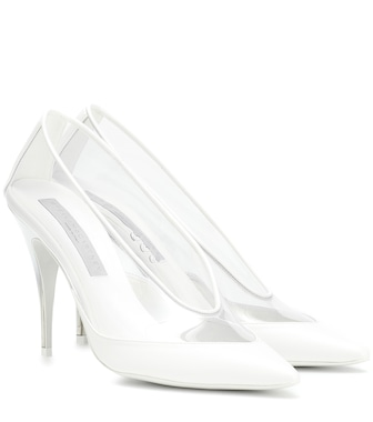 Stella McCartney - Transparent pumps - mytheresa.com