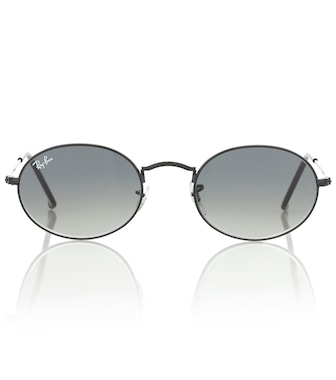 Ray-Ban - RB3547N Oval Flat sunglasses - mytheresa.com