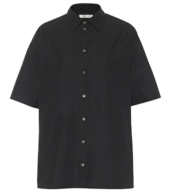 The Row - Sissa cotton shirt - mytheresa.com