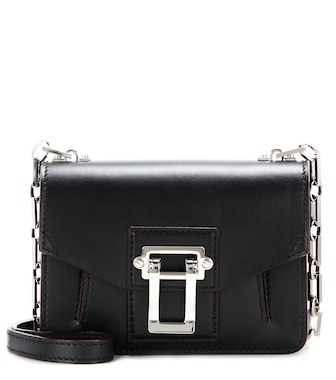 Proenza Schouler - Hava Chain Crossbody leather shoulder bag - mytheresa.com