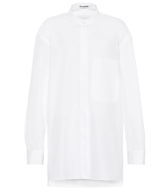 Jil Sander - Cotton shirt - mytheresa.com