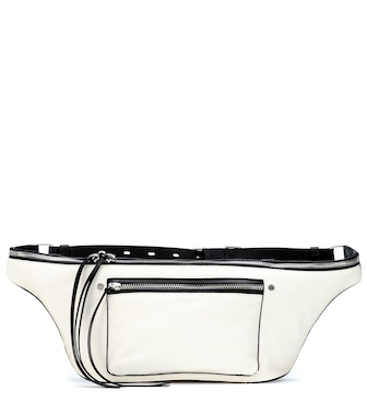Rag & Bone - Elliot Large leather belt bag - mytheresa.com
