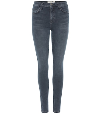 Current/Elliott - The High Waist Ankle Skinny Jeans - mytheresa.com