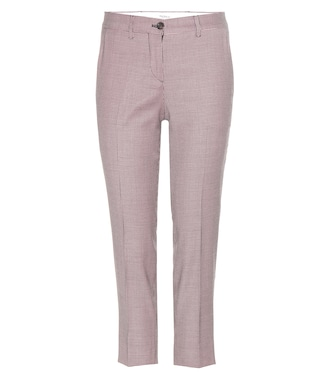 Miu Miu - Cropped trousers - mytheresa.com