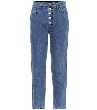 J Brand - Heather high-rise jeans - mytheresa.com
