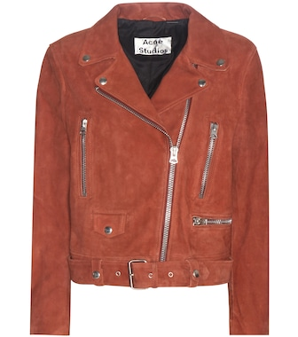 Acne Studios - Exclusive to mytheresa.com – Mock suede jacket - mytheresa.com