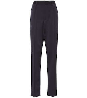 Stella McCartney - Julien wool twill pants - mytheresa.com