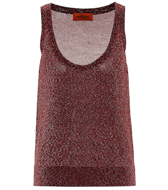 Missoni - Knit tank top - mytheresa.com