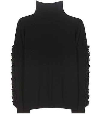 Barrie - Cashmere turtleneck sweater - mytheresa.com