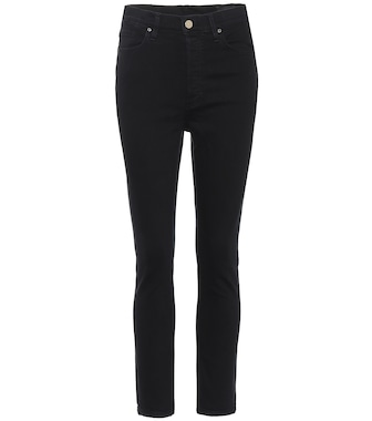 Goldsign - The High-Rise slim-straight jeans - mytheresa.com