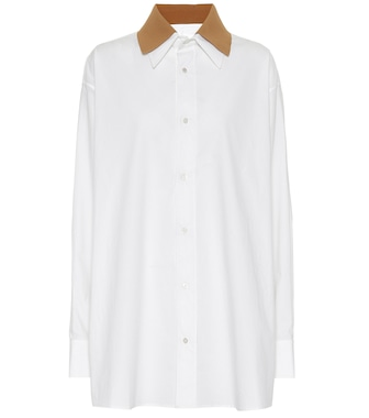 Plan C - Cotton shirt - mytheresa.com