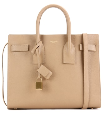Saint Laurent - Sac De Jour Small leather tote - mytheresa.com