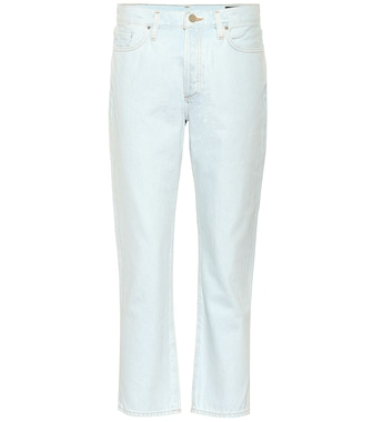 Goldsign - The Low Slung straight jeans - mytheresa.com