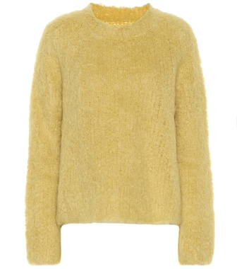 Maison Margiela - Wool and mohair sweater - mytheresa.com