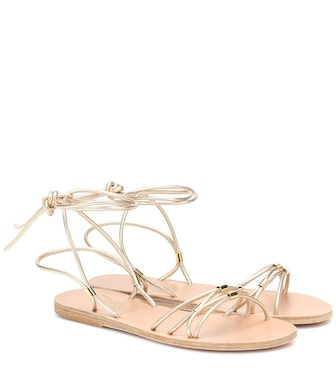 Ancient Greek Sandals - Persida leather sandals - mytheresa.com