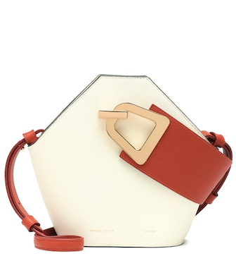 Danse Lente - Bucket-Bag Mini Johnny aus Leder - mytheresa.com