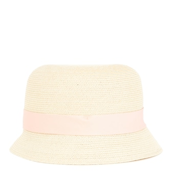 Loro Piana Kids - Madalyn Summer straw hat - mytheresa.com