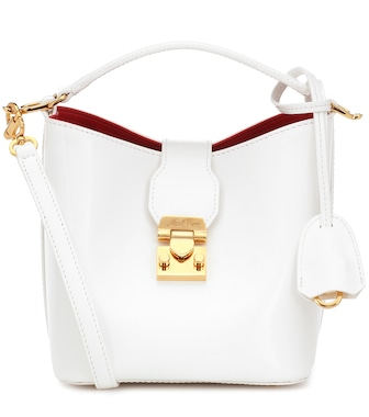Mark Cross - Bolso saco Murphy Mini de piel - mytheresa.com