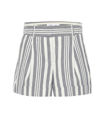 Veronica Beard - Carlito striped shorts - mytheresa.com