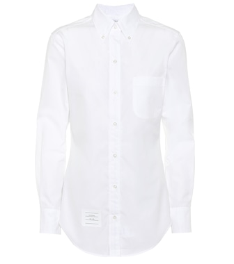 Thom Browne - Cotton shirt - mytheresa.com