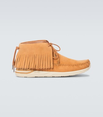 VISVIM - FBT Shaman-Folk shoes - mytheresa.com