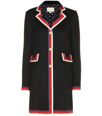 Gucci - Wool coat - mytheresa.com