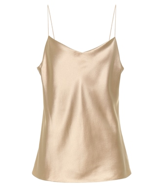 Joseph - Silk satin tank top - mytheresa.com