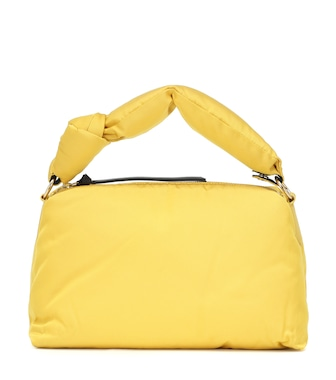 Dries Van Noten - Gepolsterte Tote aus Satin - mytheresa.com