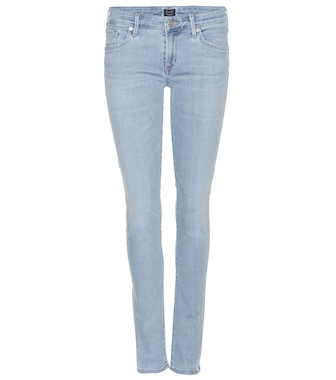 Citizens of Humanity - Racer low-rise skinny jeans - mytheresa.com