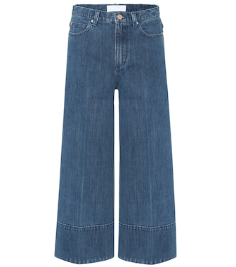 Co - Cropped wide-leg jeans - mytheresa.com