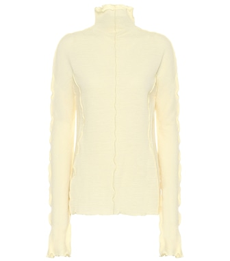 Jil Sander - Wool sweater - mytheresa.com