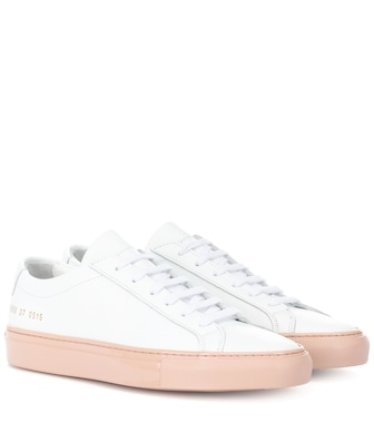 Common Projects - Achilles leather sneakers - mytheresa.com
