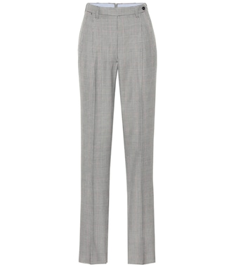 Giuliva Heritage Collection - The Cornelia checked wool pants - mytheresa.com