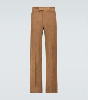 Gucci - Exclusive to Mytheresa - wide-leg corduroy pants - mytheresa.com