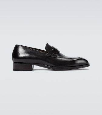 Tom Ford - Elkan twisted band loafers - mytheresa.com