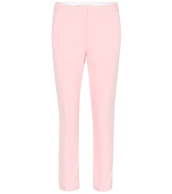 Tory Burch - Vanner cropped trousers - mytheresa.com